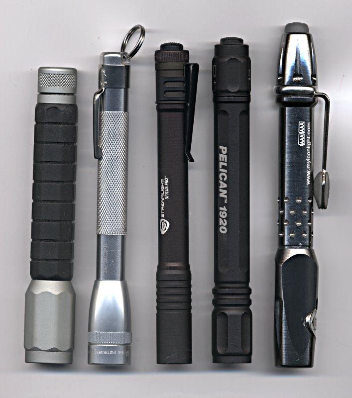 Mini Maglite 2aaa Led Penlight