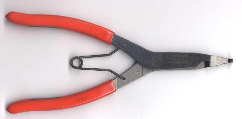 """6-1//2/"""" Clamp Size Expand-O Pliers"""