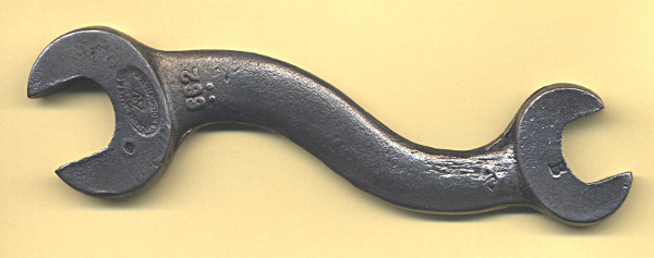 Williams wrench, model 662, Whitworth